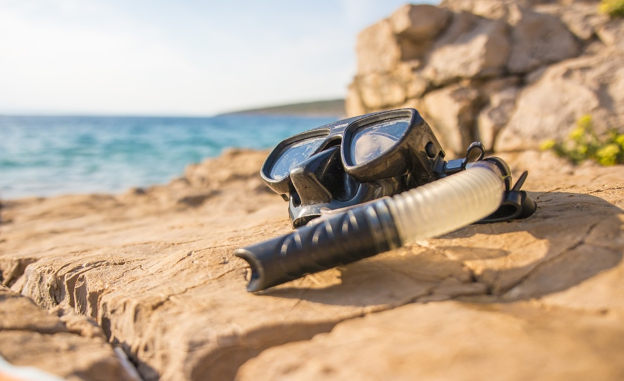 Snorkeling Workouts on Vacation