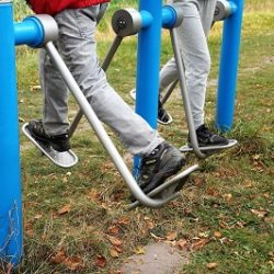 Outdoor Gym Benefits